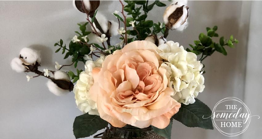 How to Arrange Silk Flowers